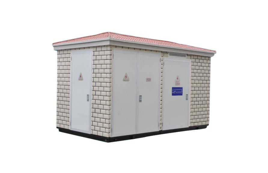 YB口-12/0.4-630 欧式户外预装式变电站