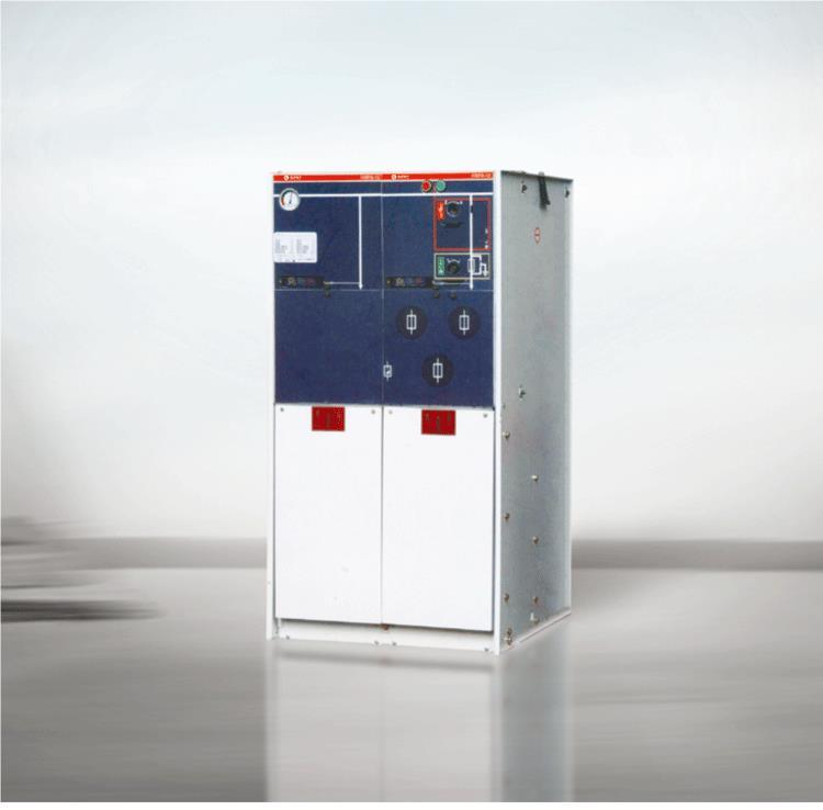 HXGN15-12 高压开关柜 交流金属封闭环网开关设备(负荷开关)